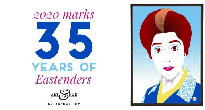 2020 marks 35 years of Eastenders