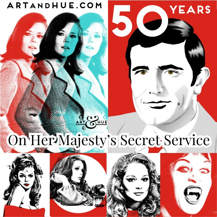 50 year anniversary of On Her Majesty's Secret Service