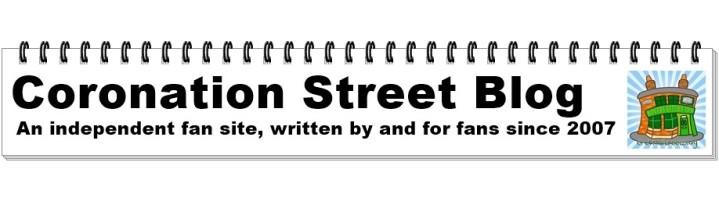 Coronation Street Blog Masthead