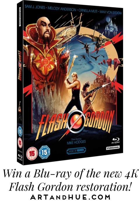 4k Blu-ray Flash Gordon