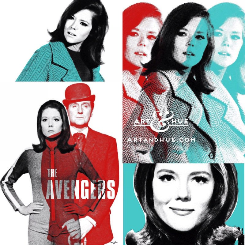Thank you Diana - Emma Peel