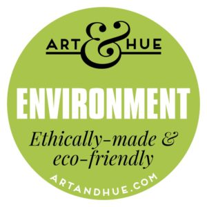 Ethically-made & eco-friendly art prints