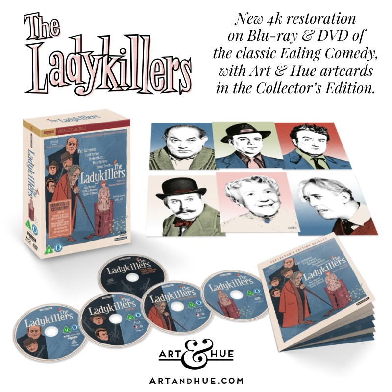 The Ladykillers Collector's Ediiton