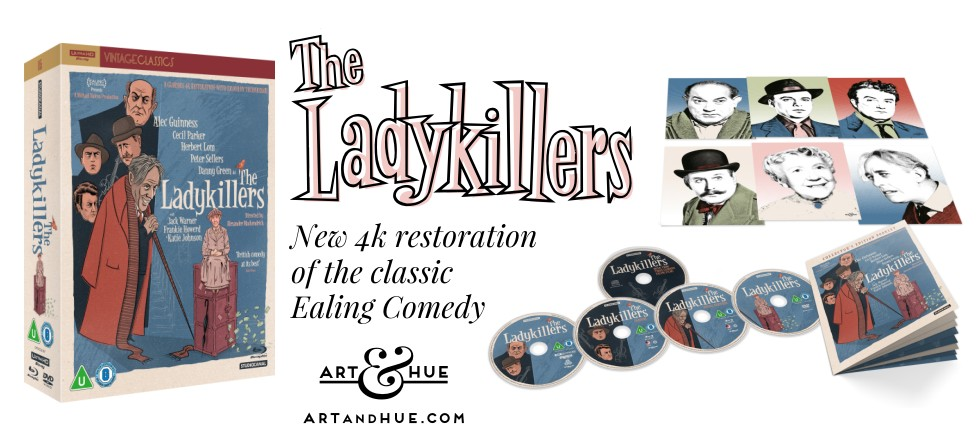 New 4k restoration of The Ladykillers