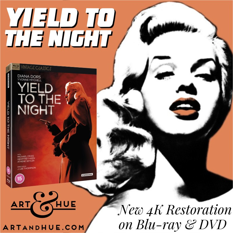 4k restoration of Yield to the Night with Diana Dors