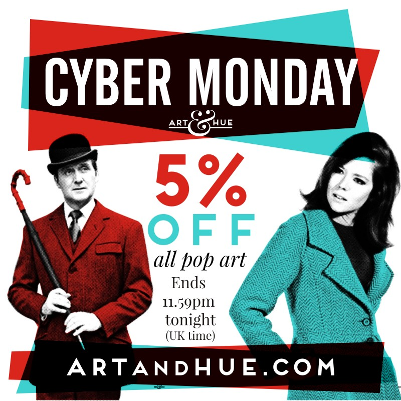 Cyber Monday 5% off today only!