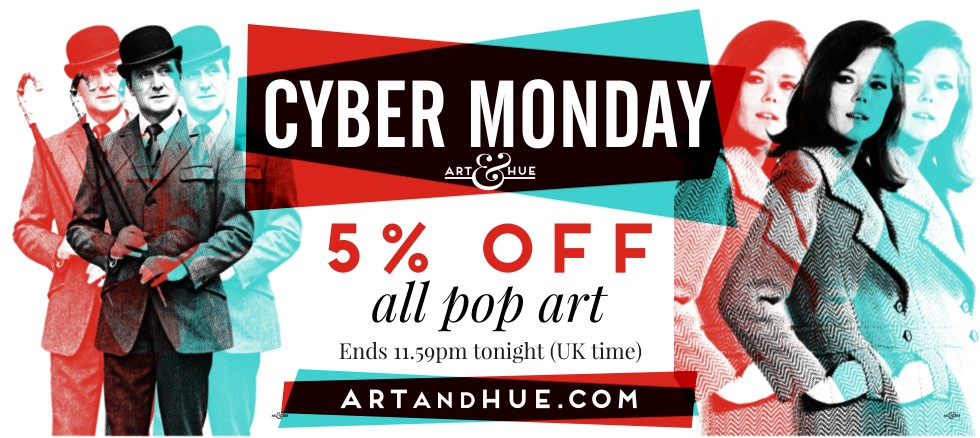 Cyber Monday 5% off today only