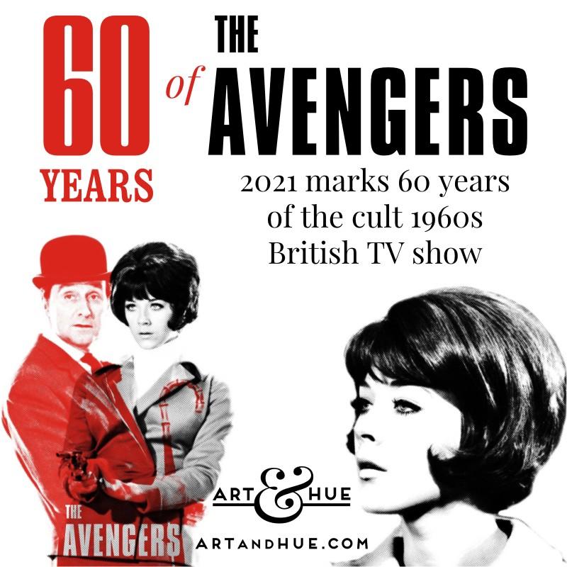 60 years of The Avengers Linda Thorson as Tara King