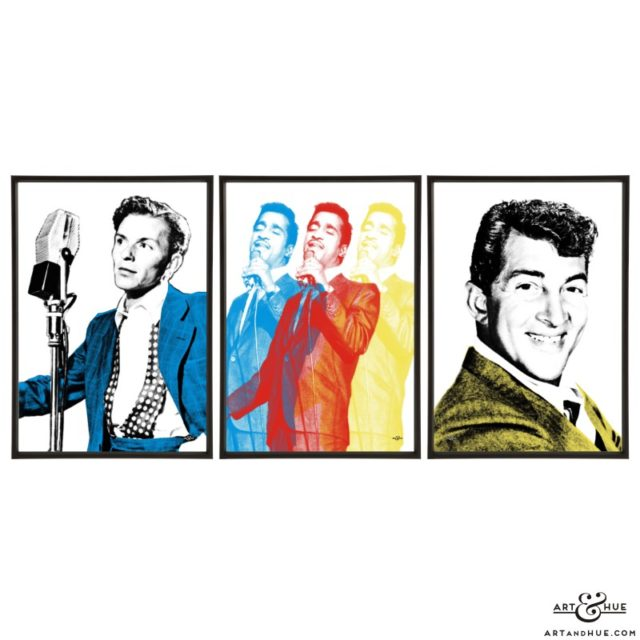 The Rat Pack Trio