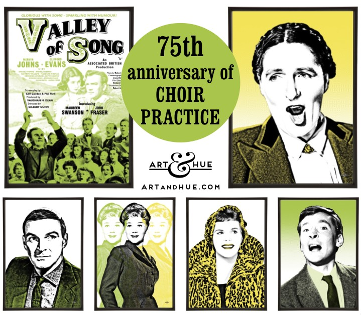 75th Choir Practice anniversary
