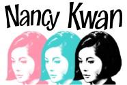 Nancy Kwan Pop Art