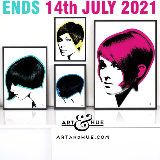Mod Hair ended July 2021