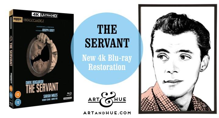 The Servant 4k restoration